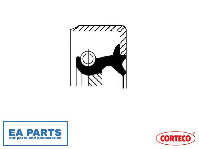 CORTECO Shaft Seal manual transmission 19035160B
