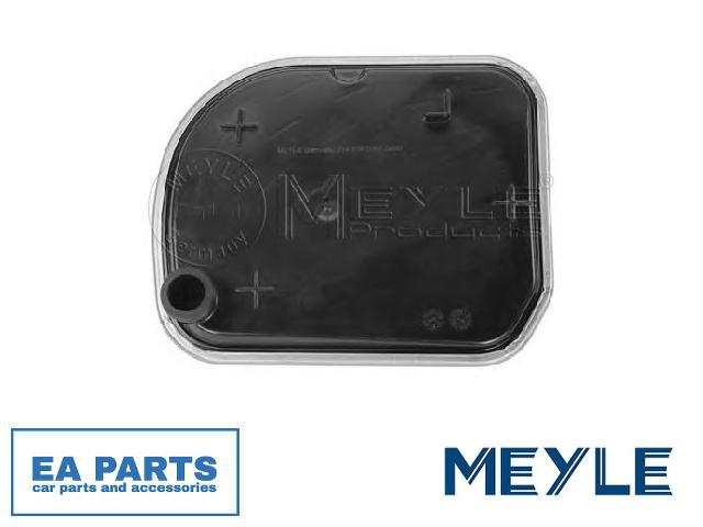 A//T fit MERCEDES 014 037 0004//S MEYLE Hydraulic filter kit