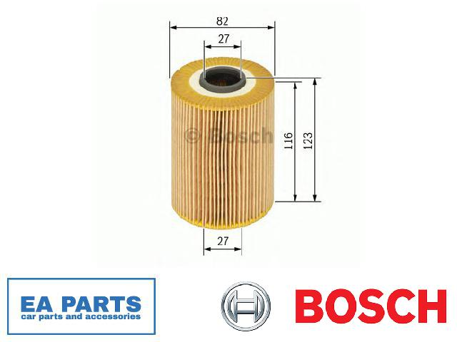 Bosch Filtre à huile 1 457 429 262 pour BMW