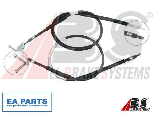 VAUXHALL ASTRA G 1.6 Handbrake Cable Centre 98 to 00 Hand Brake Parking B/&B New