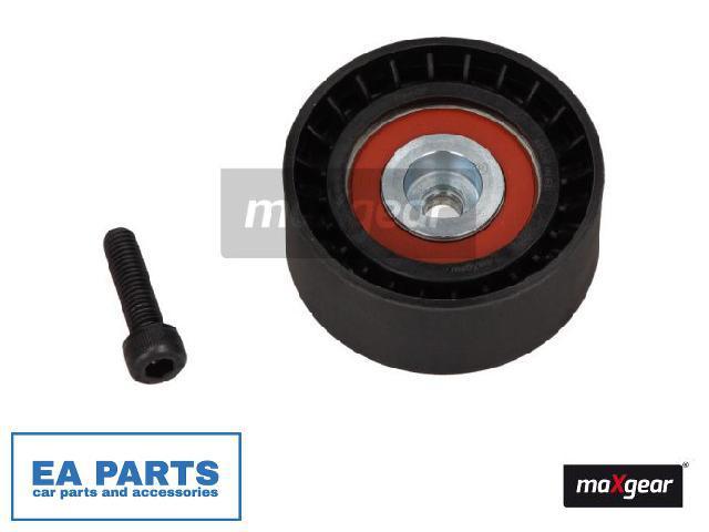 v-ribbed belt 54-0698 MAXGEAR Tensioner Pulley